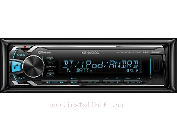KENWOOD KMM-303BT